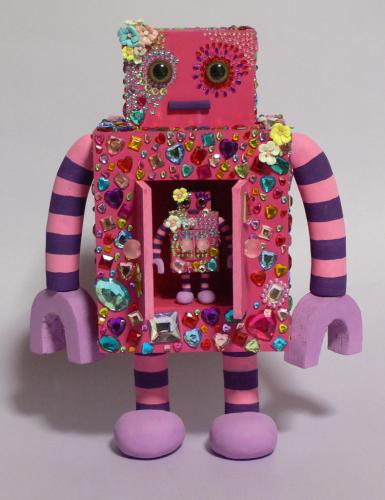 デコレーションロボット