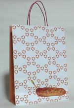 海の生き物紙袋